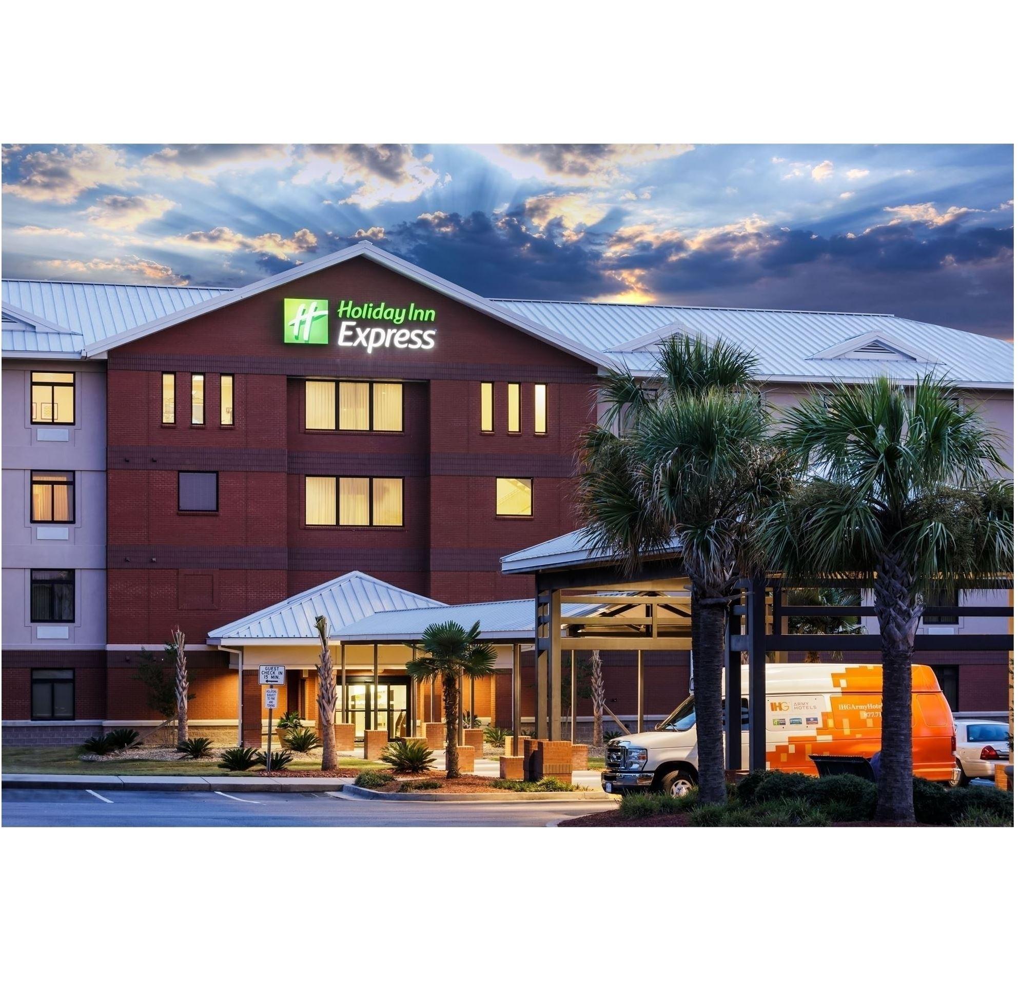 IHG Army Hotels Fort Jackson Inn On Ft Jackson