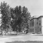 The original Clark County Court House (1941)