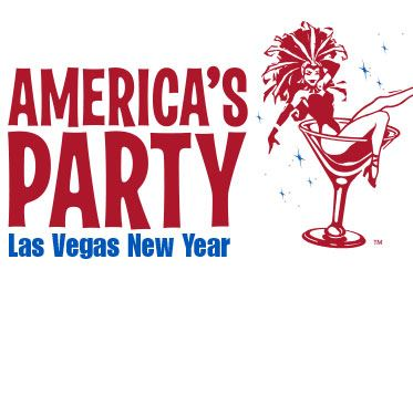 americas party las vegas new year