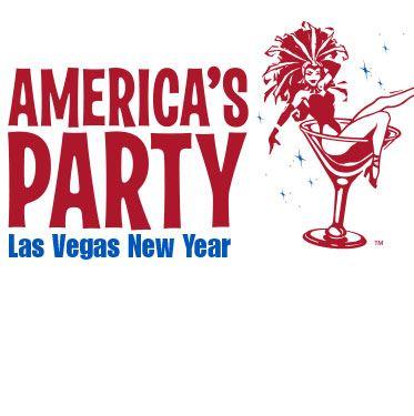 americas party las vegas new year
