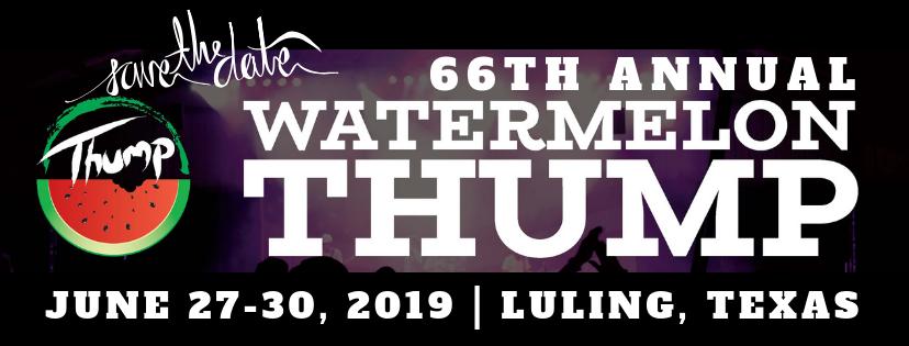 63rd Annual Luling Watermelon Thump