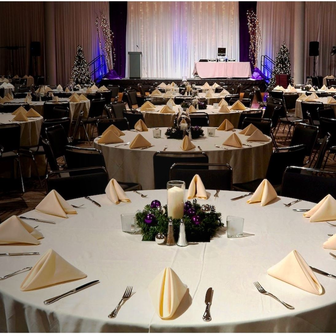 Auctions & Banquets