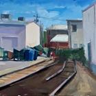 Georgetown, rail road