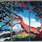 Madrona Triptych