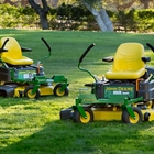 John Deere Z540R Z-turn Mower