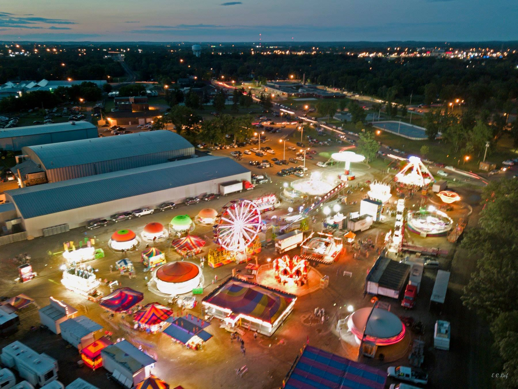 Becker County Fair 2020.Becker County Fair