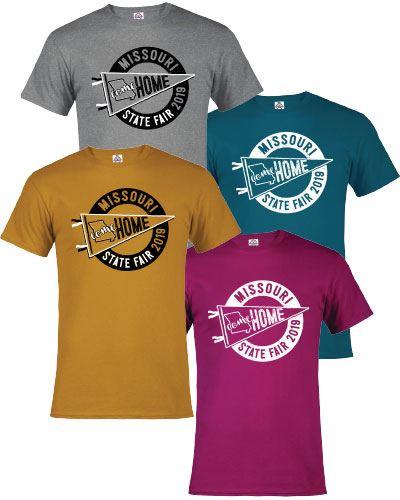 Adult 2019 Logo T-Shirts