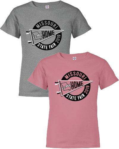 Youth 2019 Logo T-Shirts
