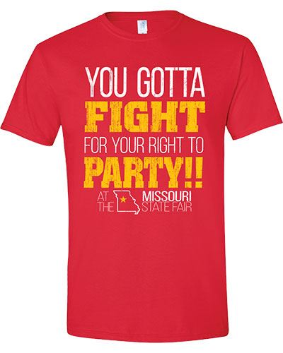 Fight for Your Right to Party at the Missouri State Fair