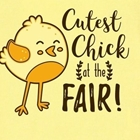 Cutest Chick at the Fair