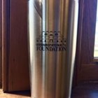 Missouri State Fair Foundation Stainless Steel Cup