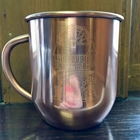 Engraved Moscow Mule Cup