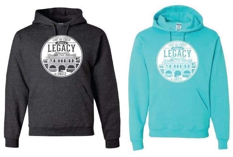 Legacy Hoodies