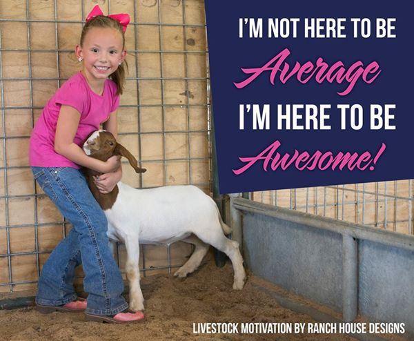 Goat Show Barn