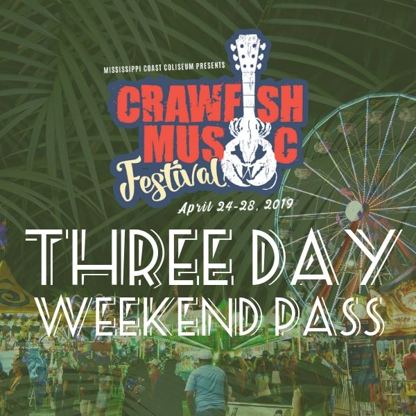 3 DAY WEEKEND PASS