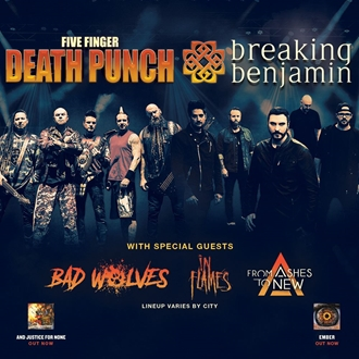 97 9 cpr rocks presents five finger death punch and breaking benjamin. Black Bedroom Furniture Sets. Home Design Ideas