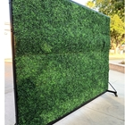 Evergreen Backdrop Wall