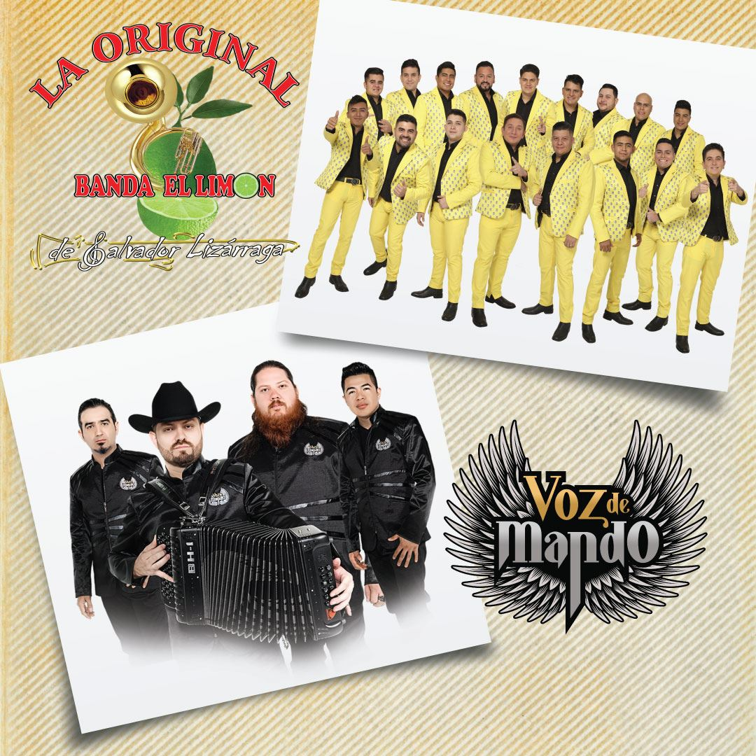 Voz de Mando and La Original Banda el Limon
