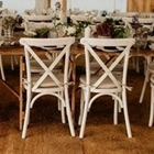 White Farmhouse Chairs