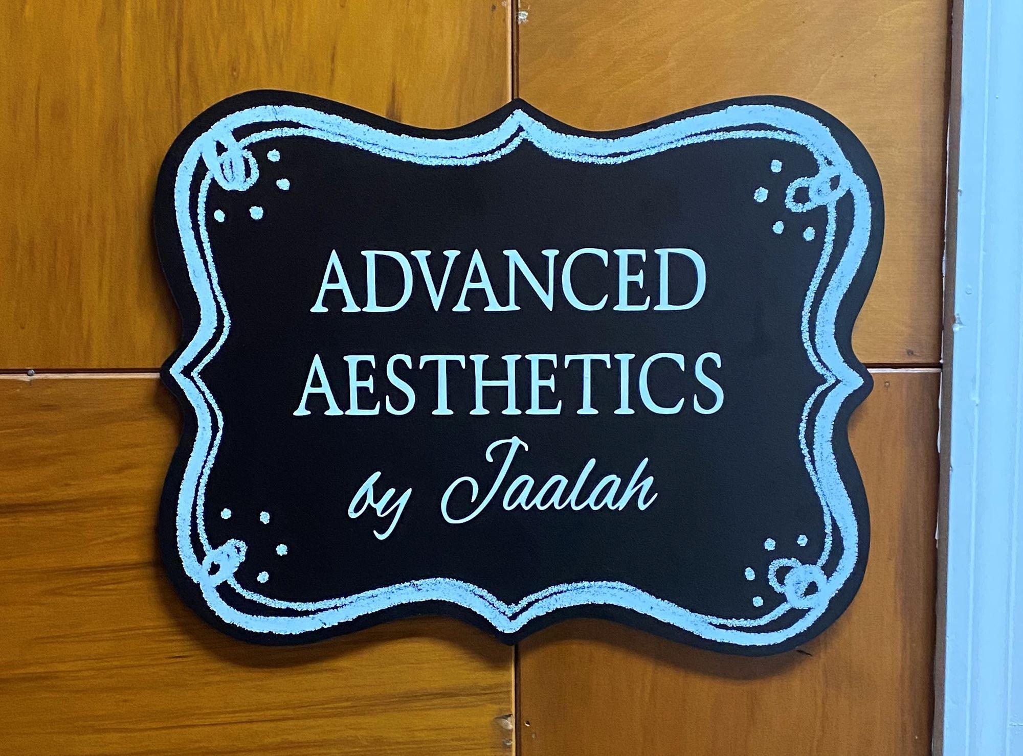 Advanced Aesthetics by Jaalah