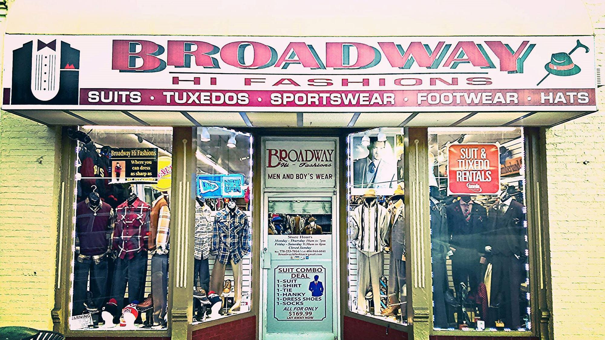Broadway Hi Fashions