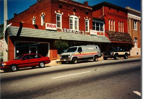 Downtown History