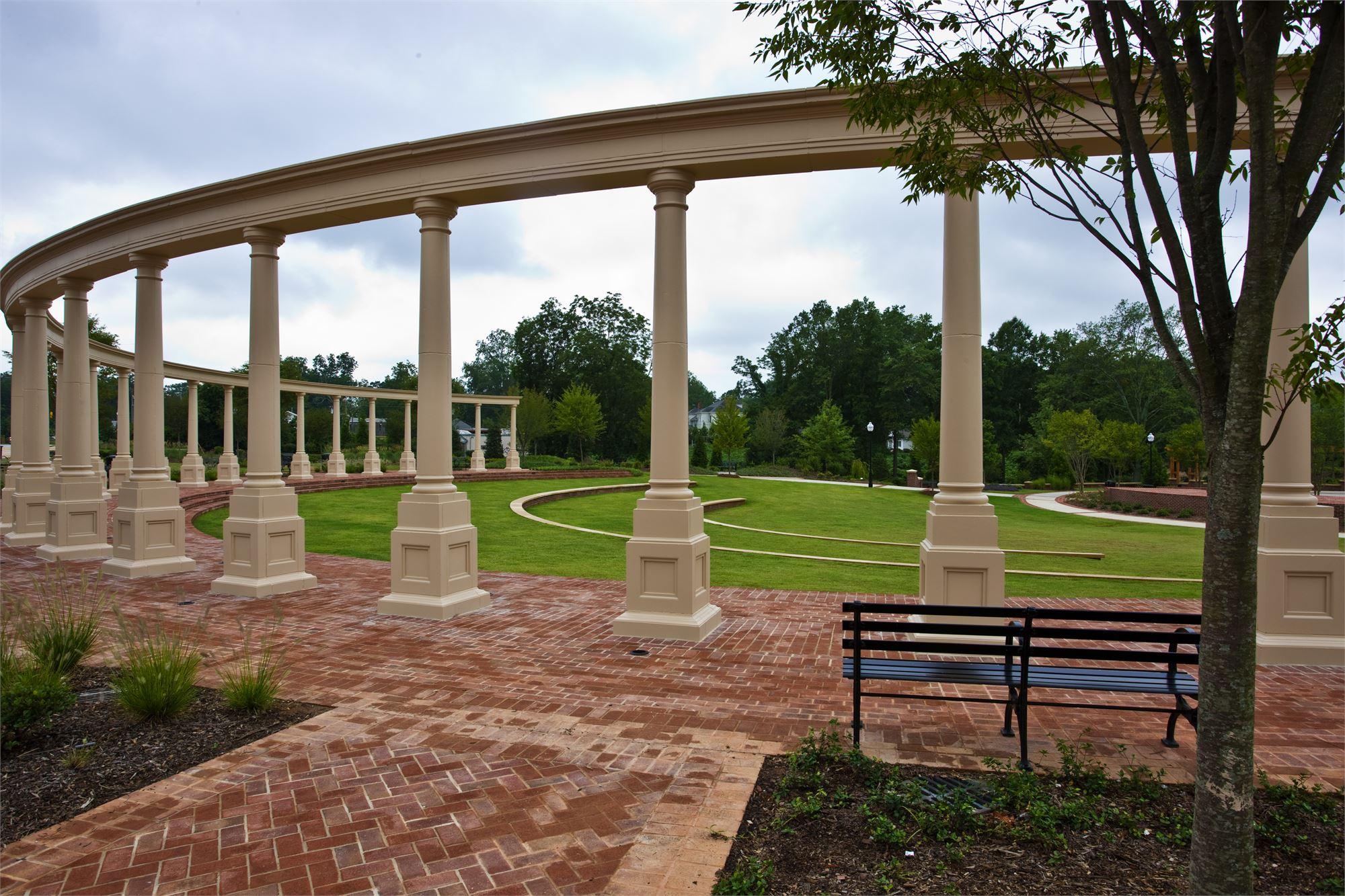 Greenville Street Park