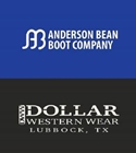 Dollar Western Wear - Anderson Bean Boot Company