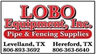 Lobo Equipment, Inc.