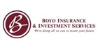 BOYD INSURANCE & INVESTMENT SERVICES