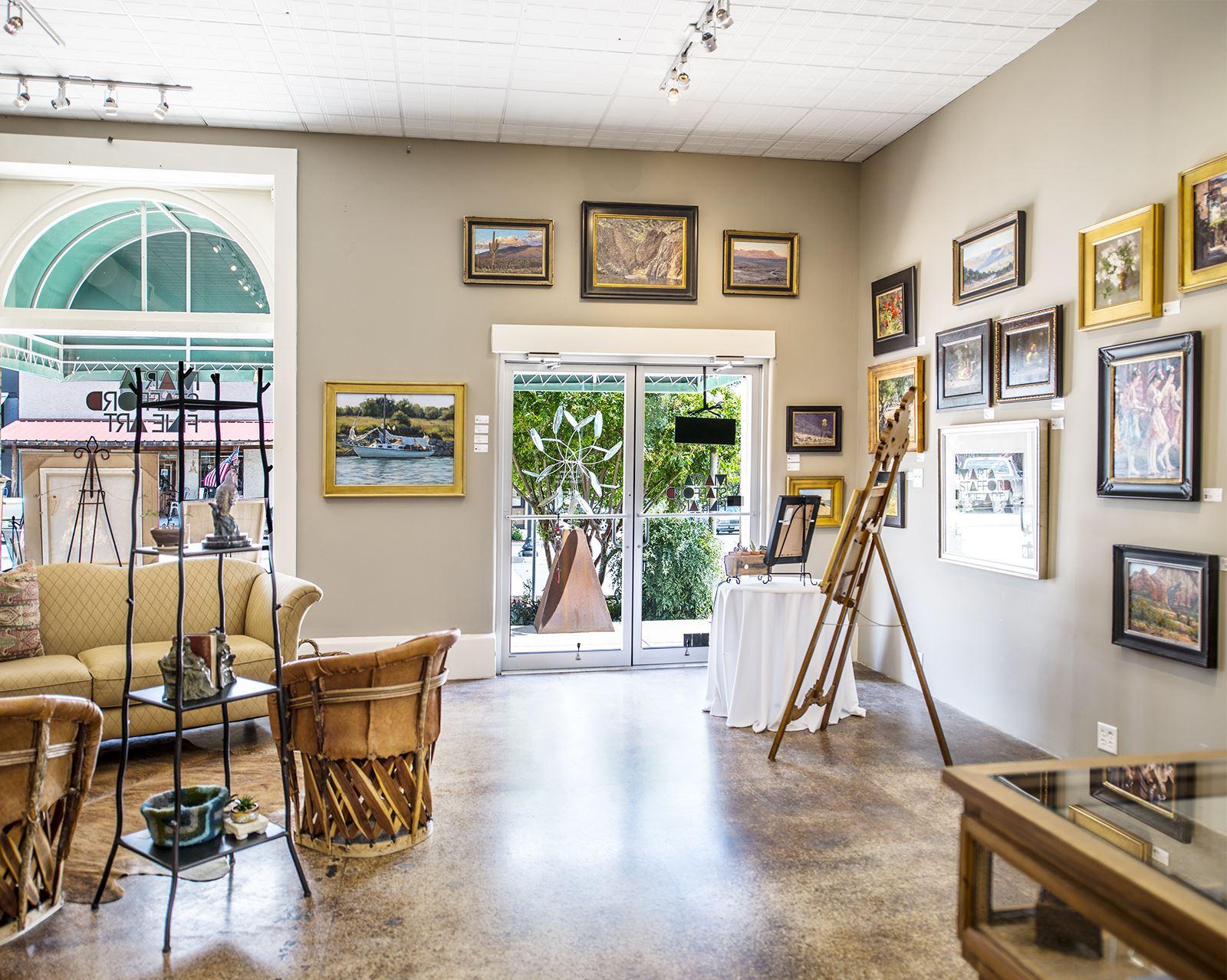 Marta Stafford Fine Art Gallery