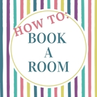 Tutorial Video on Booking A Room (1:03)