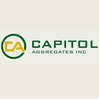 Capitol Aggregates logo