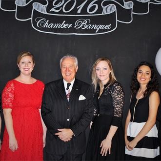 2016 Chamber Awards Banquet