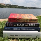5 books to read by Lake Marble Falls (selected by the Chamber/CVB Staff)