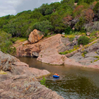 FREE this weekend at Inks Lake State Park