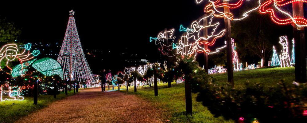 Marble Falls Christmas Lights.Walkway Of Lights Faq