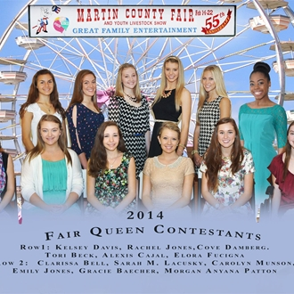 Queen Contestants 2014