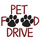 PET FOOD DRIVE & SAVE MONEY!