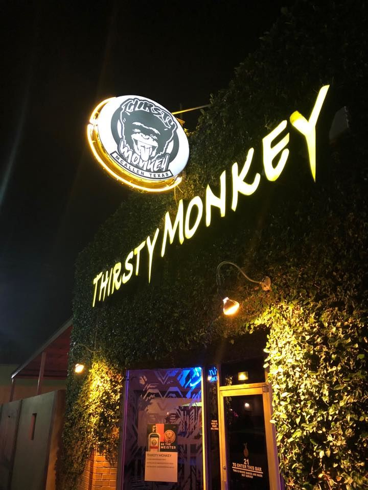 Thirsty Monkey on 17th St