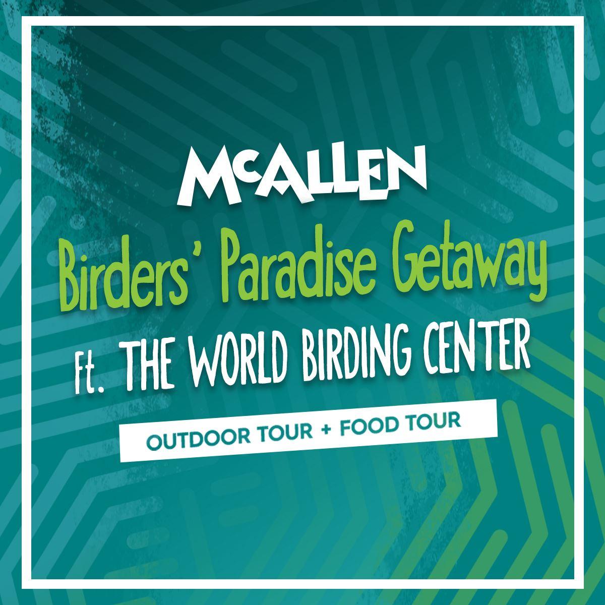 Birders' Paradise Getaway