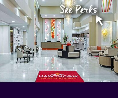 Hawthorn Suites by Wyndham McAllen Nature Paradise Getaway + Perks