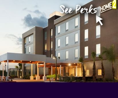 Home2 Suites by Hilton McAllen Getaway + PERKS