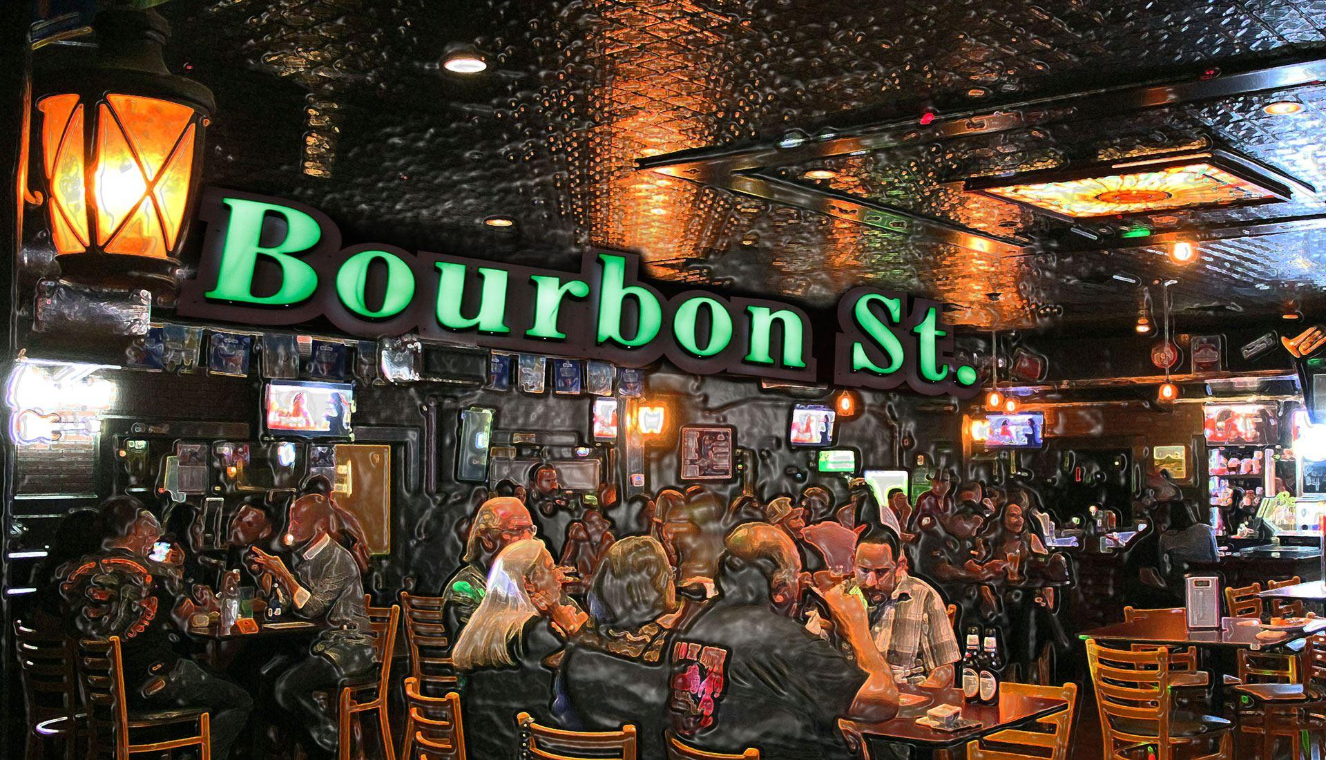 Bourbon St Catina