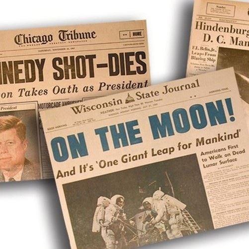 Headline History Exhibition