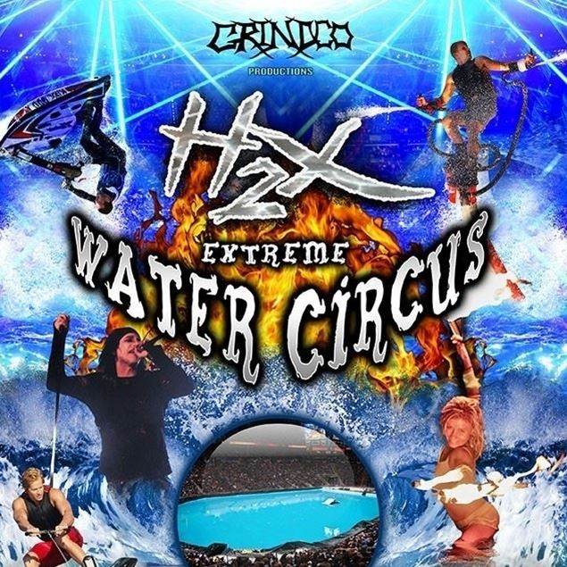 H2X Extreme Water Circus