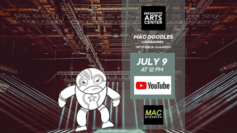 MAC Doodles: Luchadores