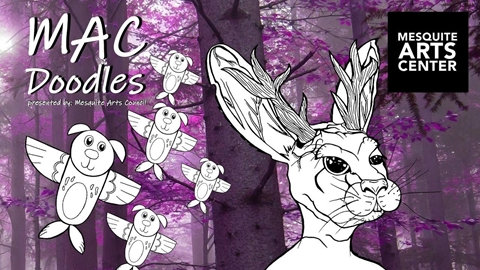 MAC Doodles: Fairy-tale Creatures