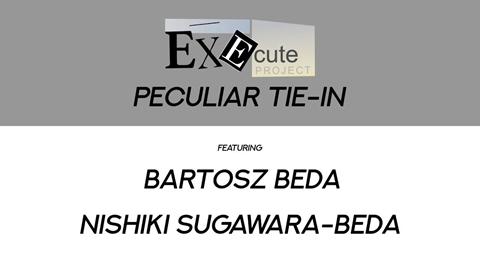 Execute Project: Peculiar Tie-In/Bartosz Beda and Nishiki Sugawara-Beda Exhibition