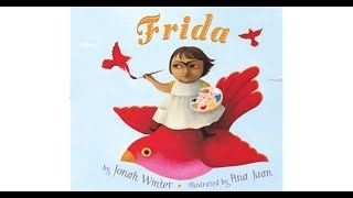 Frida Kahlo Book Reading